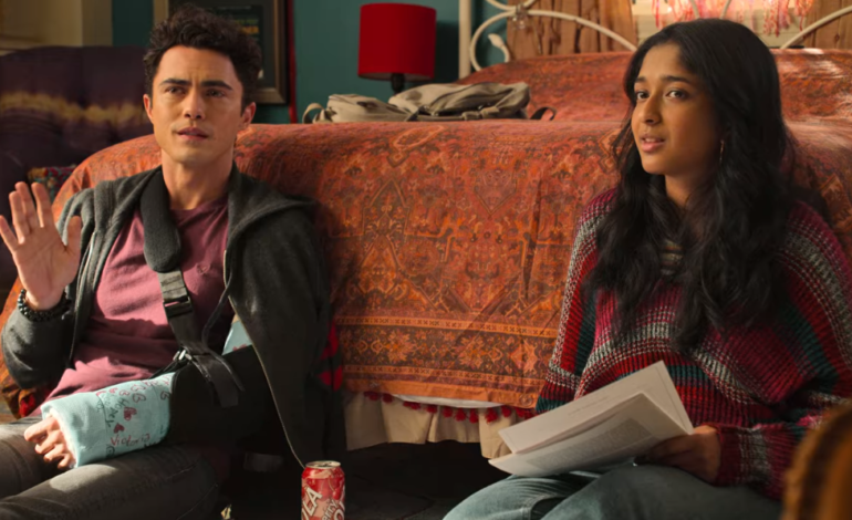 """Review: Netflix's 'Never Have I Ever' Season Two Episode Three """"…opened a textbook"""""""