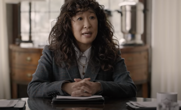 Sandra Oh Stars in the First Full Length Trailer for 'The Chair,' New Comedy Series at Netflix
