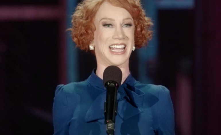 Kathy Griffin Reveals Lung Cancer Diagnosis, Will Undergo Surgery