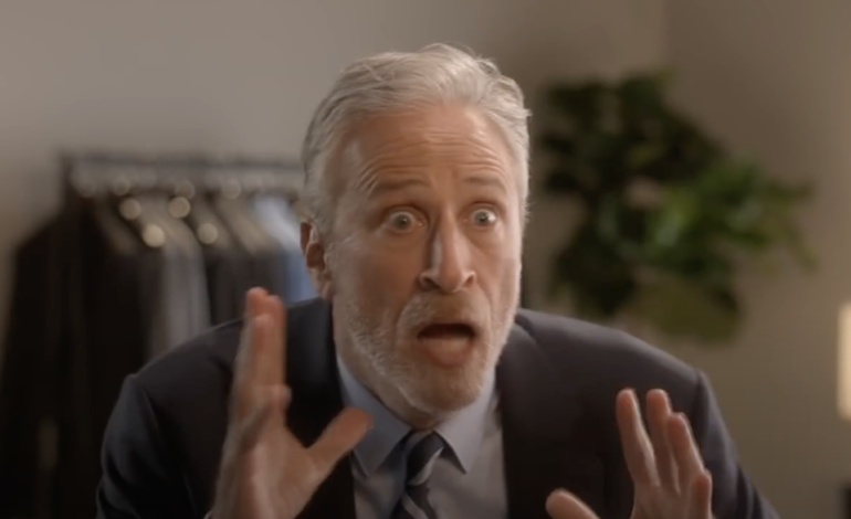 Apple TV Sets Premiere Date for John Stewart's New Show, 'The Problem'