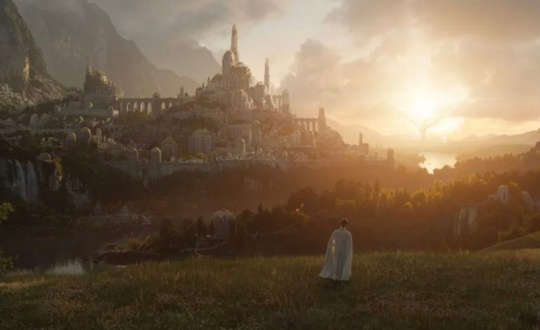 Amazon Reveals Premiere Date For 'The Lord Of The Rings' TV Series