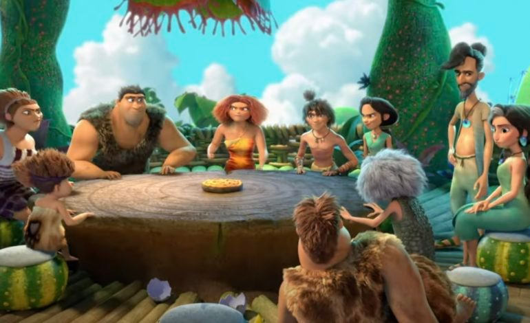 'The Croods' Series Coming To Hulu And Peacock