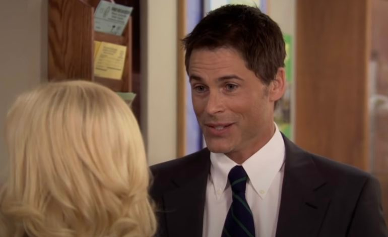Rob Lowe Announces 'Parks And Recollection' Podcast